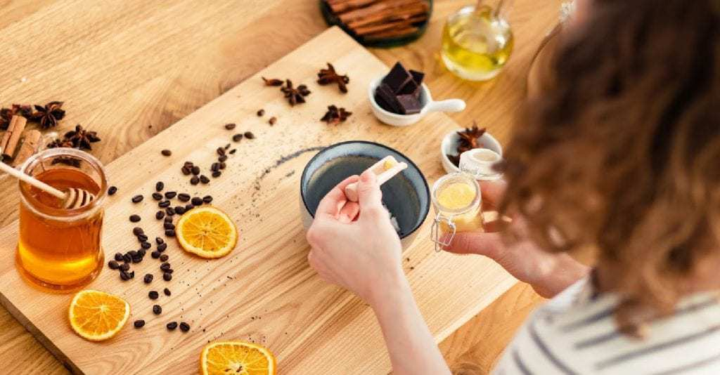 Making preservative free skin care products
