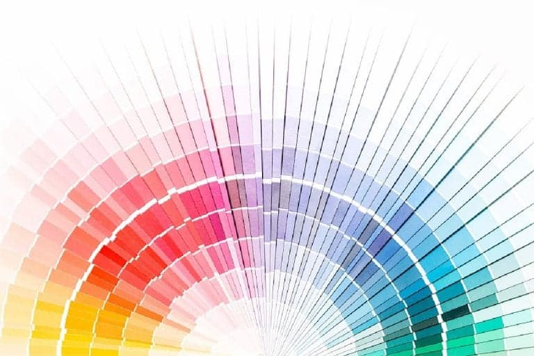 Skin Care Business Color Palette Guide