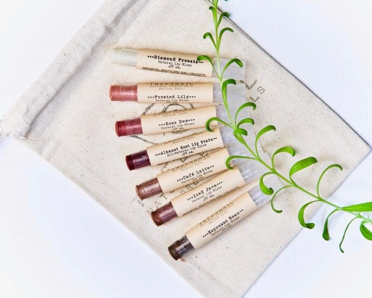 Organic Tinted Lip Balm Recipe (Make & Sell Online)