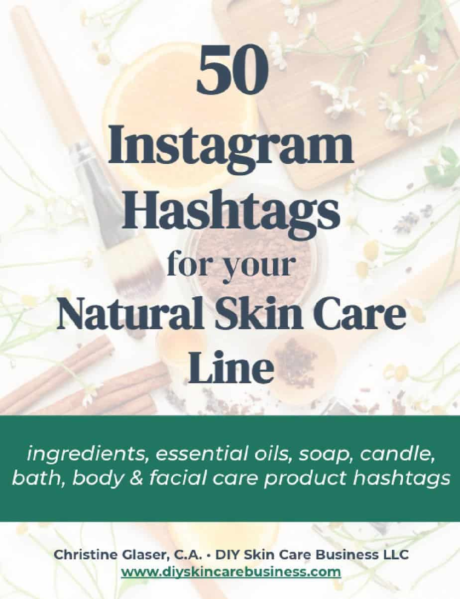 50 Free Instagram Hashtags for Skin Care Businesses